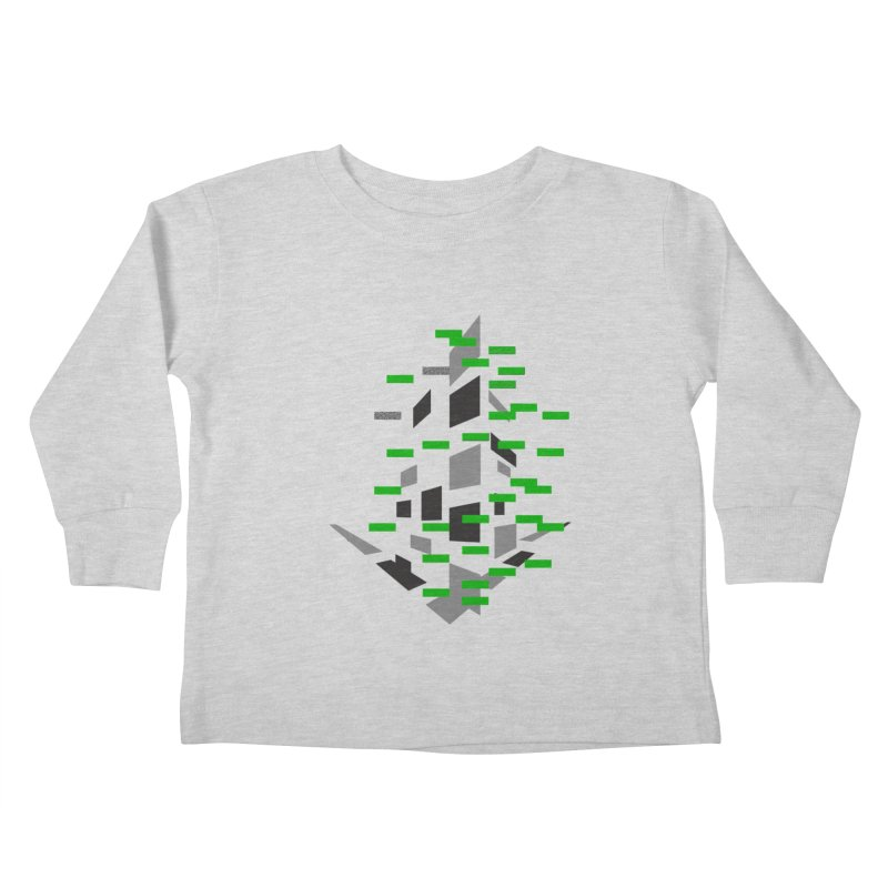 Perspective Kids Toddler Longsleeve T-Shirt by MJAllAccess Designs