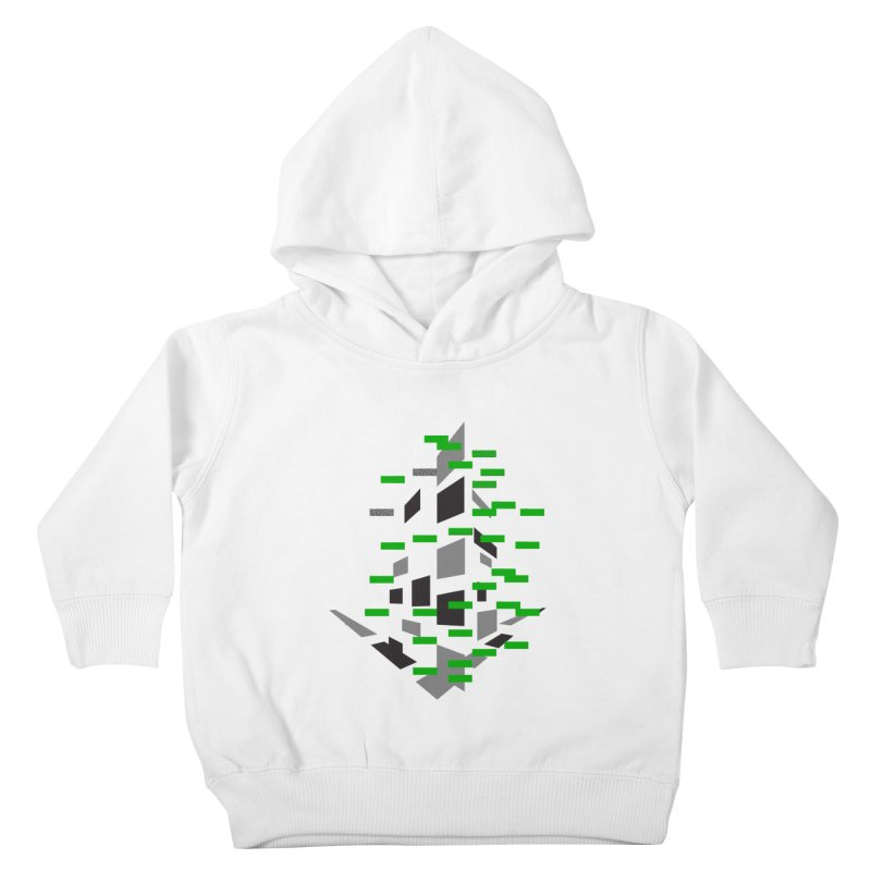Perspective Kids Toddler Pullover Hoody by MJAllAccess Designs