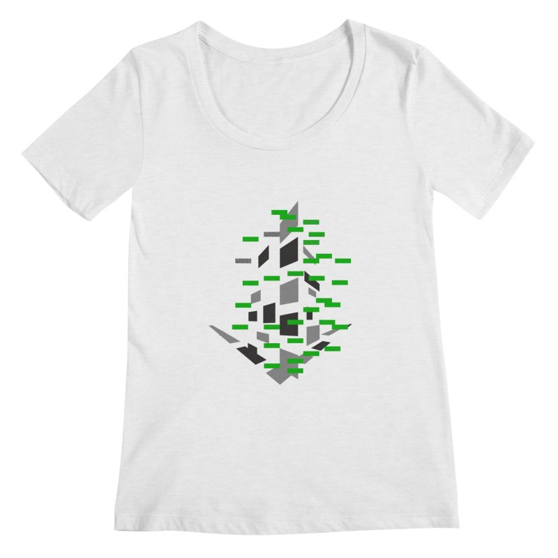 Perspective Women's Scoopneck by MJAllAccess Designs
