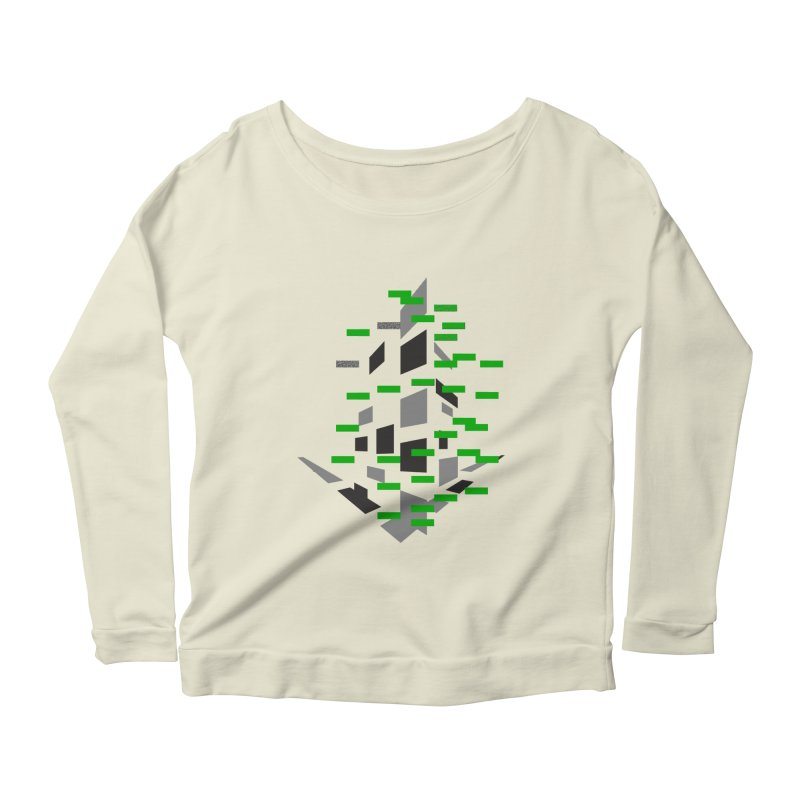 Perspective Women's Scoop Neck Longsleeve T-Shirt by MJAllAccess Designs
