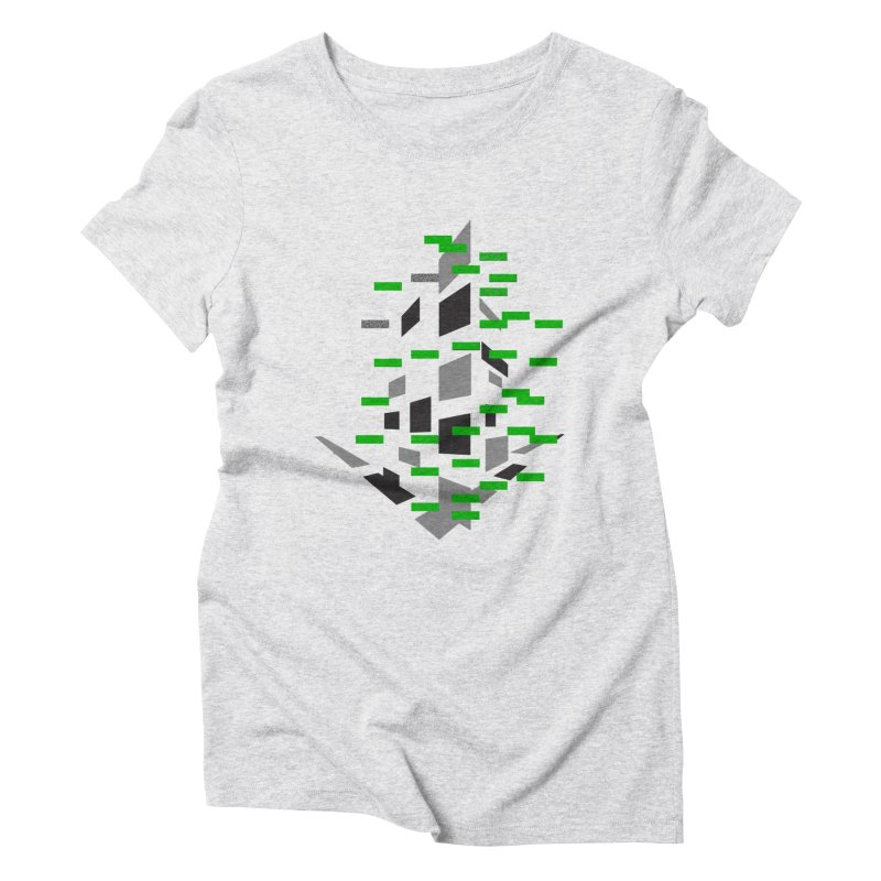 Perspective Women's Triblend T-Shirt by MJAllAccess Designs