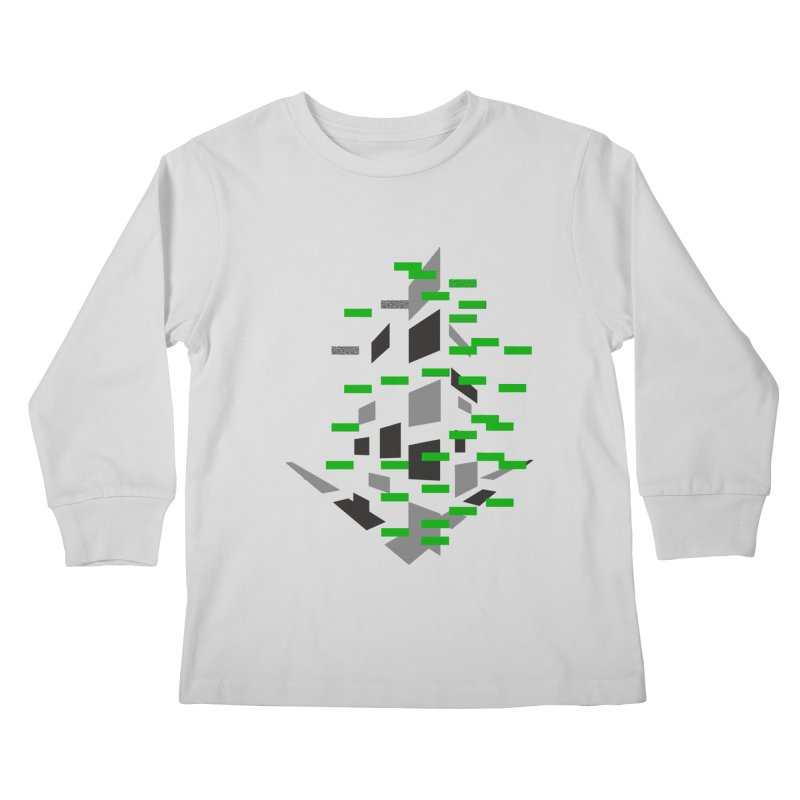 Perspective Kids Longsleeve T-Shirt by MJAllAccess Designs