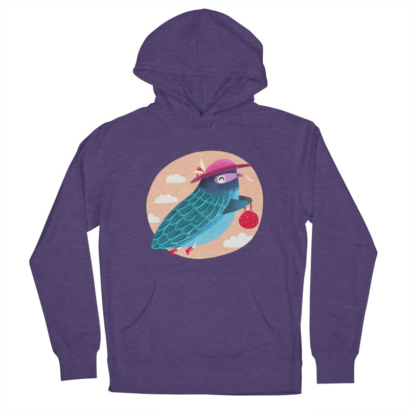 Ms.pigeon Women's Pullover Hoody by Maria Jose Da Luz