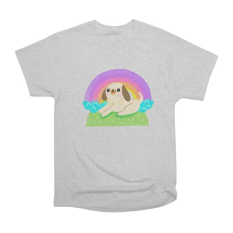 Somewhere over the rainbow Men's T-Shirt by Maria Jose Da Luz