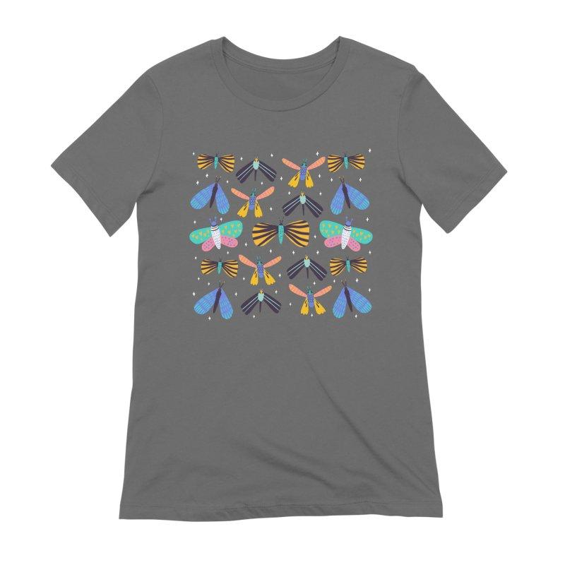 Polillas Women's T-Shirt by Maria Jose Da Luz