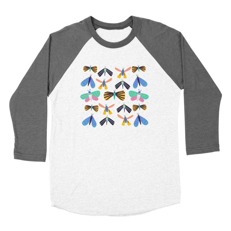Polillas Women's Longsleeve T-Shirt by Maria Jose Da Luz