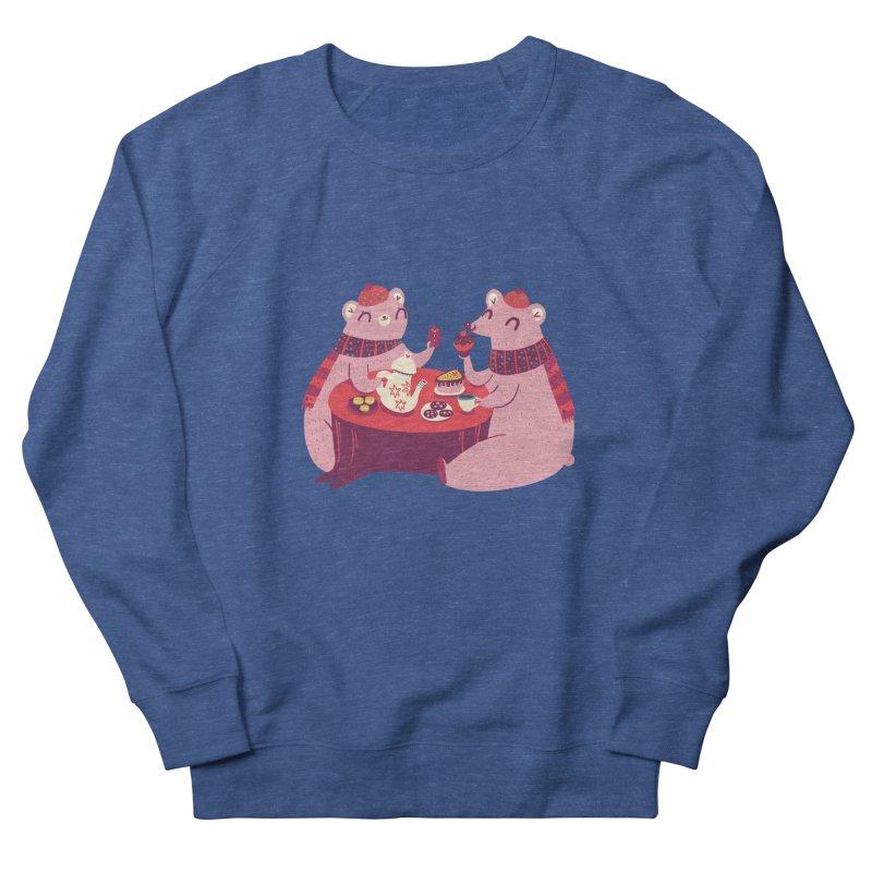 Beary hungry Men's Sweatshirt by Maria Jose Da Luz