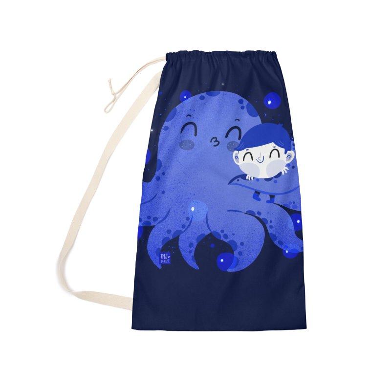 Hugs Accessories Bag by Maria Jose Da Luz