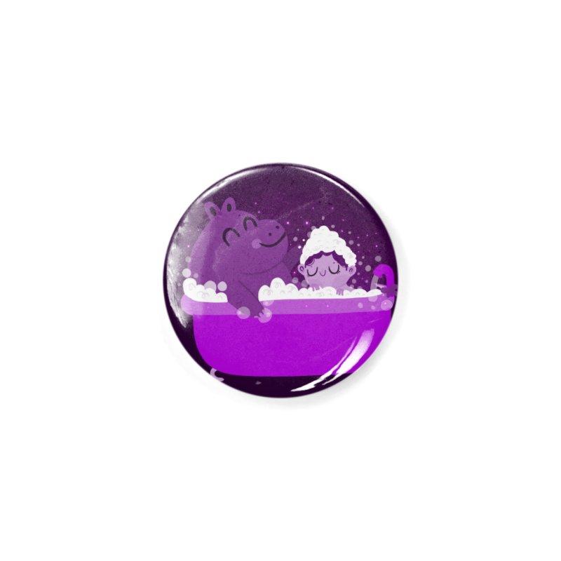 Bubble bath Accessories Button by Maria Jose Da Luz