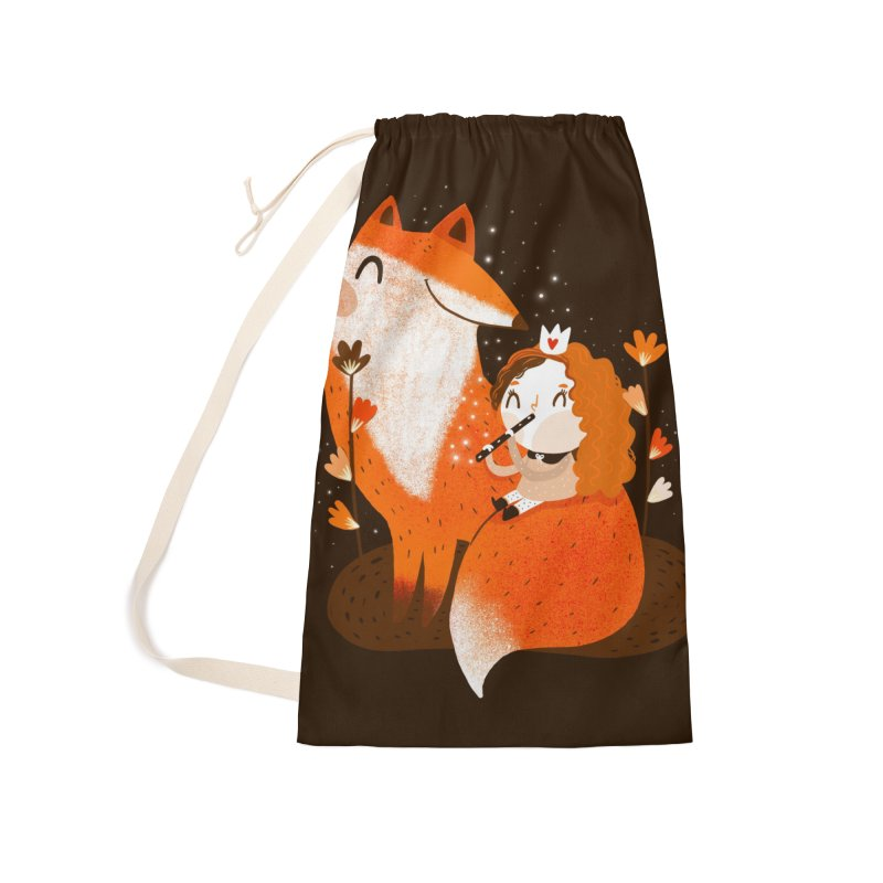 Blossom Accessories Bag by Maria Jose Da Luz