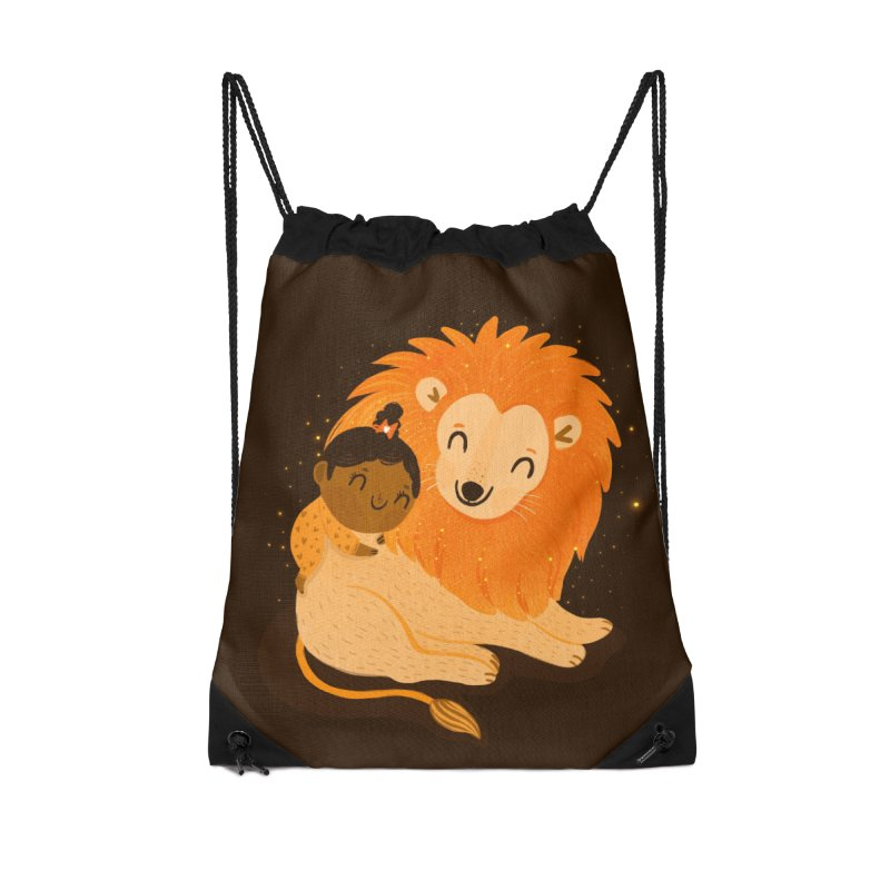 Sweet dreams Accessories Bag by Maria Jose Da Luz