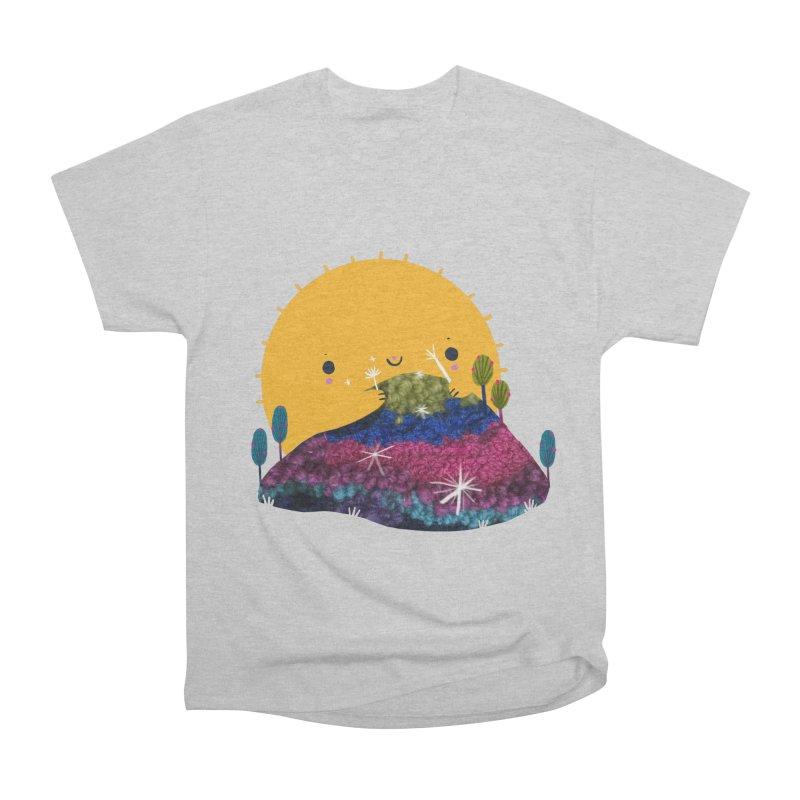 Good day Men's T-Shirt by Maria Jose Da Luz