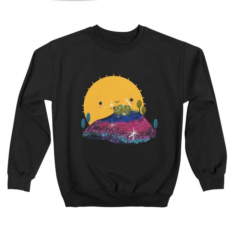 Good day Women's Sweatshirt by Maria Jose Da Luz