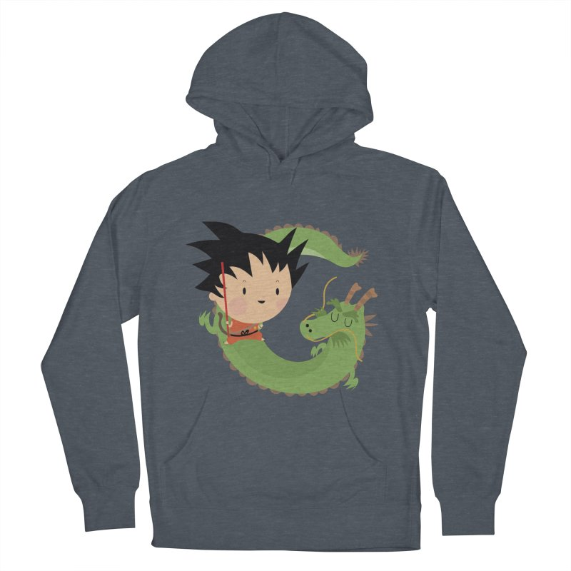 G is for Goku Women's Pullover Hoody by Maria Jose Da Luz