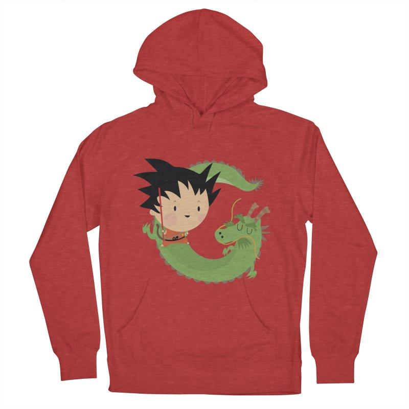 G is for Goku Men's Pullover Hoody by Maria Jose Da Luz