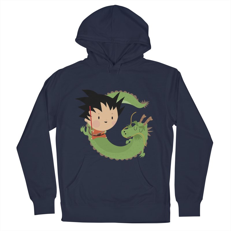 G is for Goku Men's Pullover Hoody by Maria Jose Da Luz