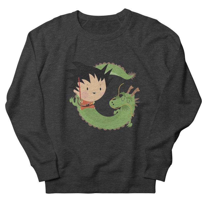 G is for Goku Women's Sweatshirt by Maria Jose Da Luz