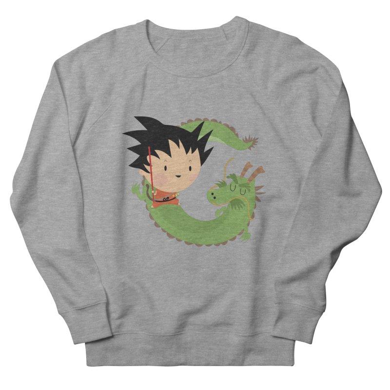 G is for Goku Men's Sweatshirt by Maria Jose Da Luz