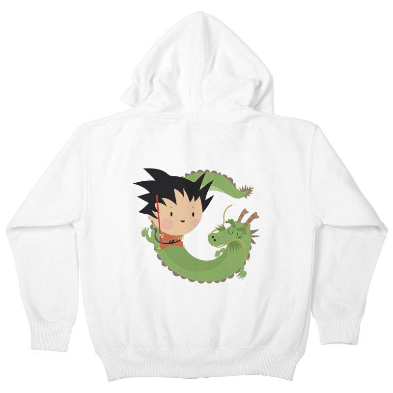 G is for Goku   by Maria Jose Da Luz