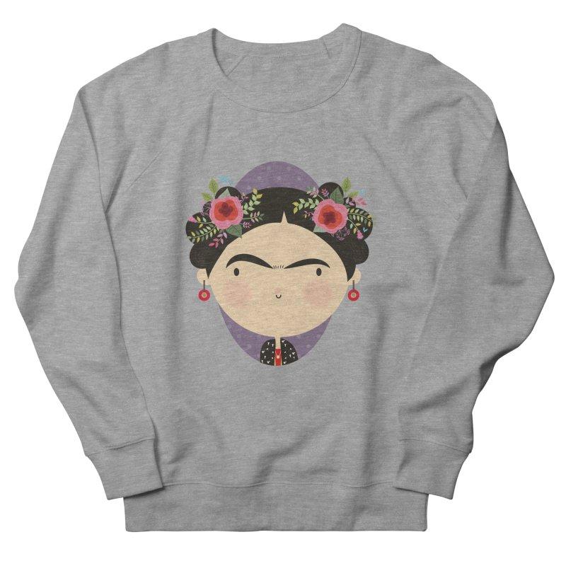 Frida Women's Sweatshirt by Maria Jose Da Luz