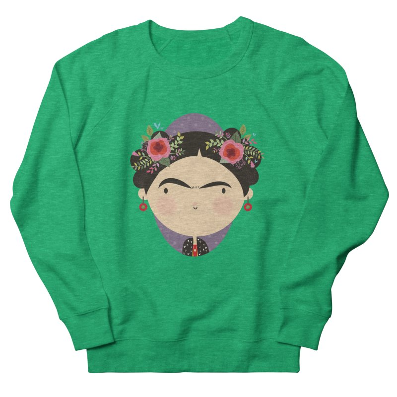 Frida Men's Sweatshirt by Maria Jose Da Luz