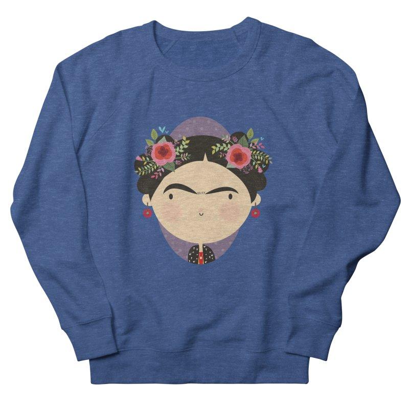 Frida Men's Sweatshirt by Maria Jose Da Luz