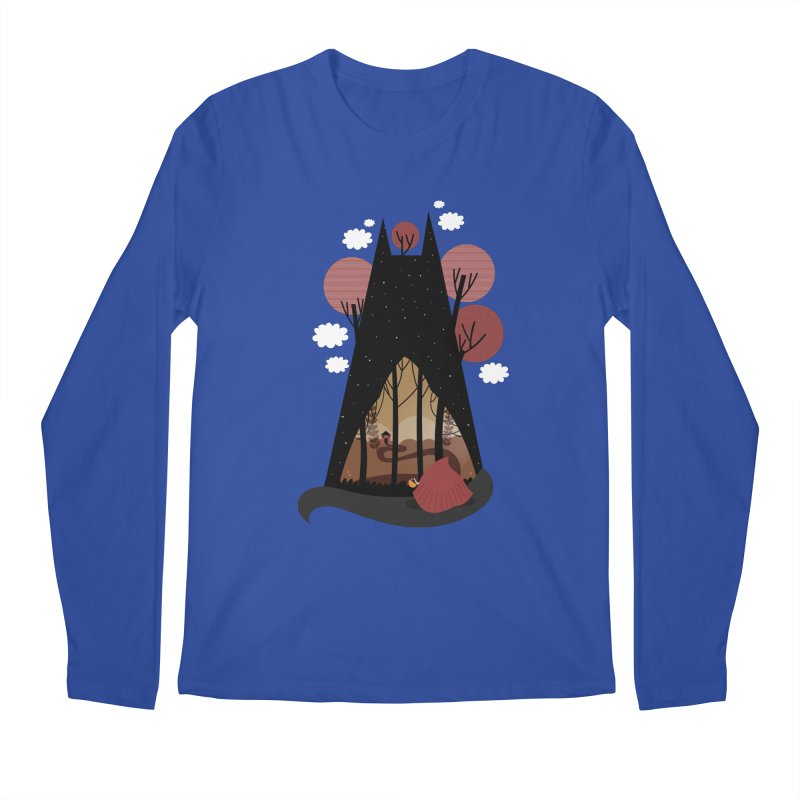Into the woods Men's Longsleeve T-Shirt by Maria Jose Da Luz