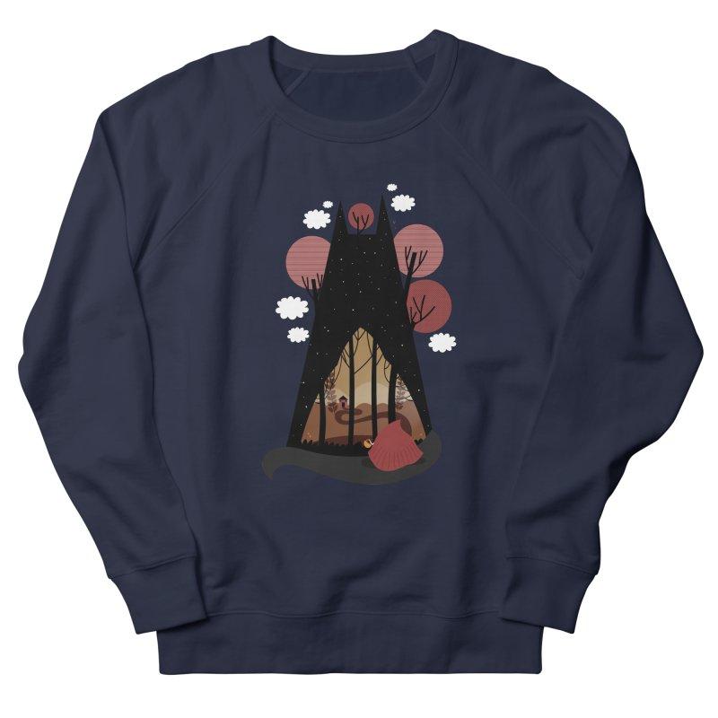 Into the woods Women's Sweatshirt by Maria Jose Da Luz