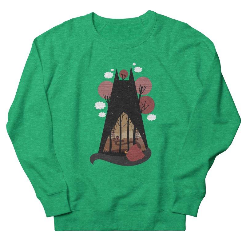 Into the woods Men's Sweatshirt by Maria Jose Da Luz