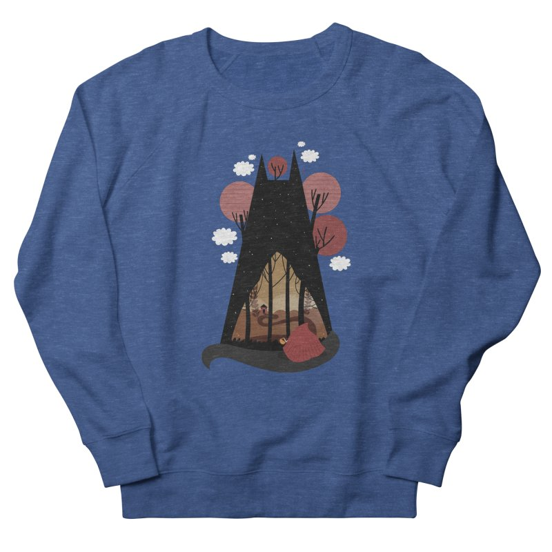 Into the woods Men's Sweatshirt by Maria Jose Da Luz