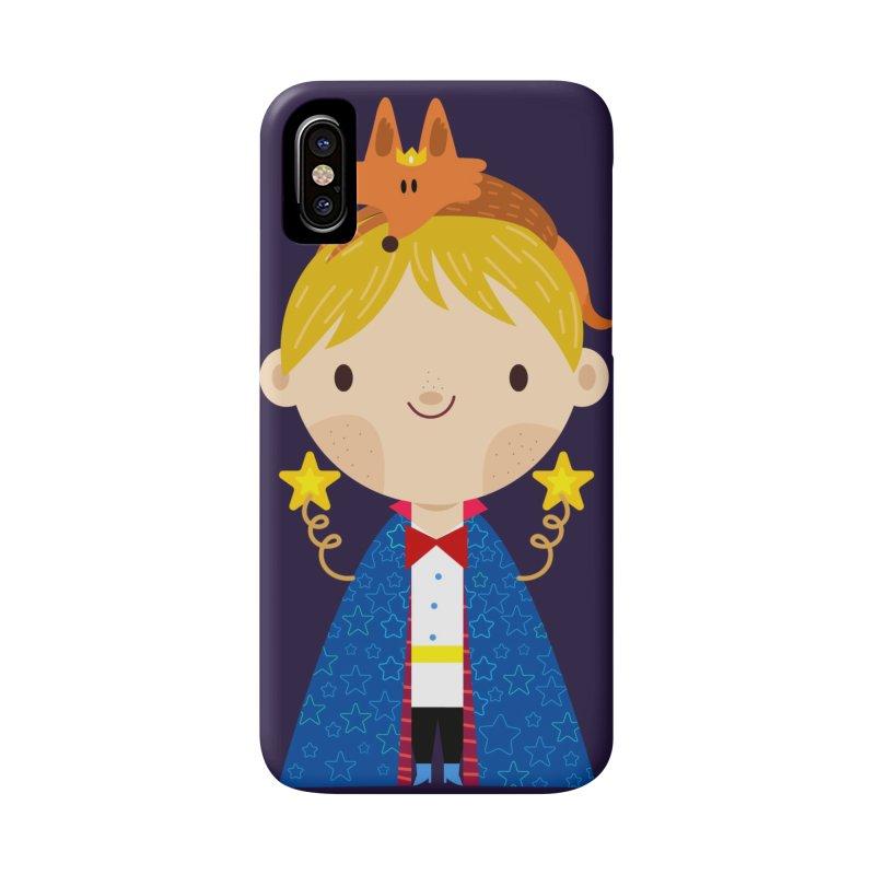 Le petit prince Accessories Phone Case by Maria Jose Da Luz