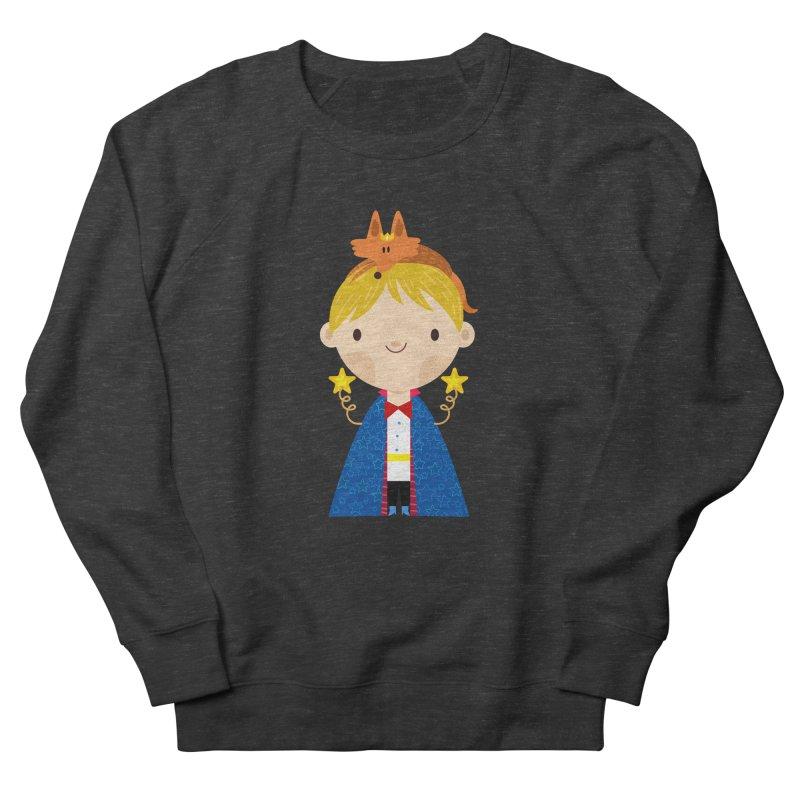 Le petit prince Women's Sweatshirt by Maria Jose Da Luz