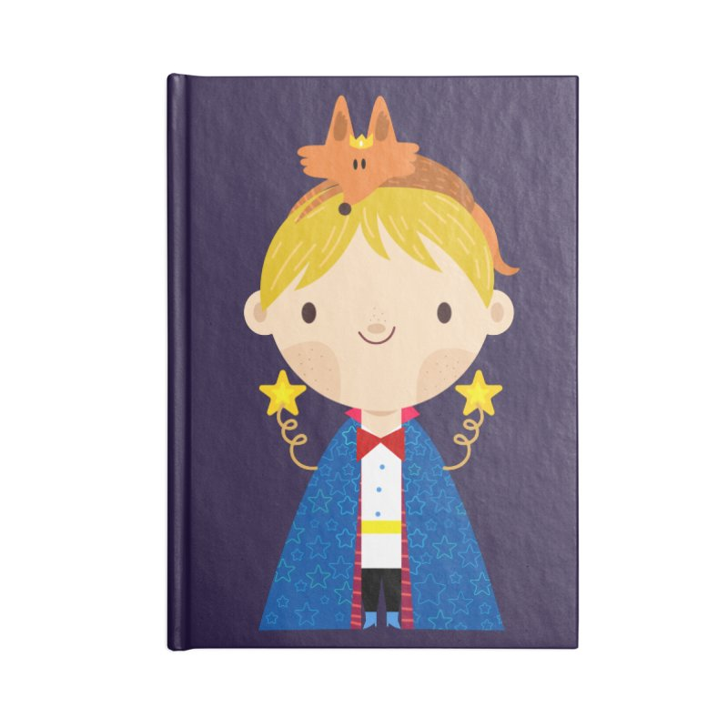 Le petit prince Accessories Notebook by Maria Jose Da Luz