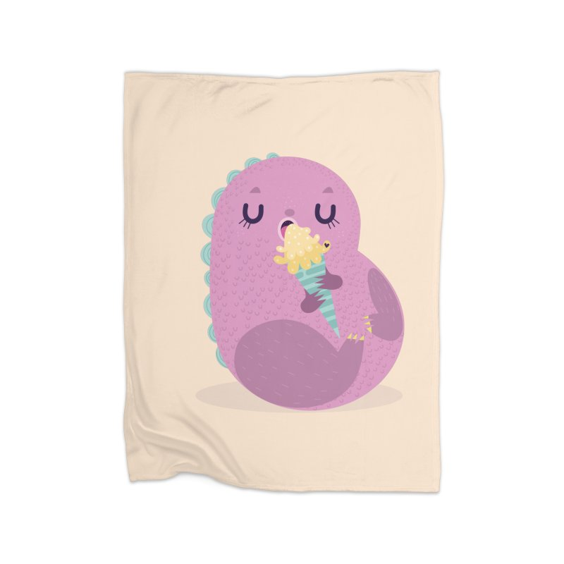 Letter B Home Blanket by Maria Jose Da Luz