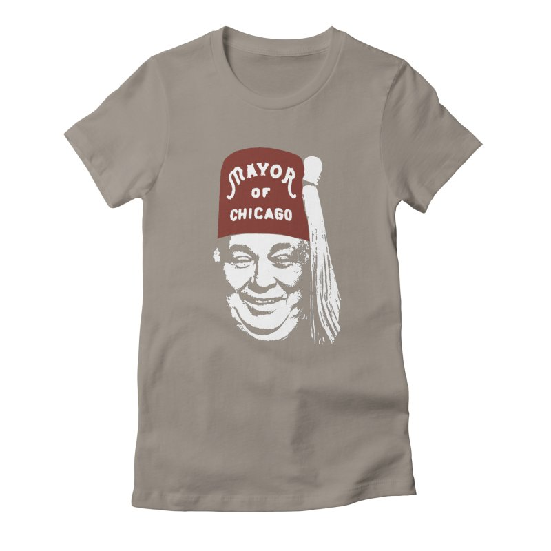 Da Mayor Women's T-Shirt by Brooks Industries