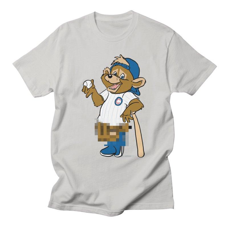 Mascot! Men's T-Shirt by Brooks Industries