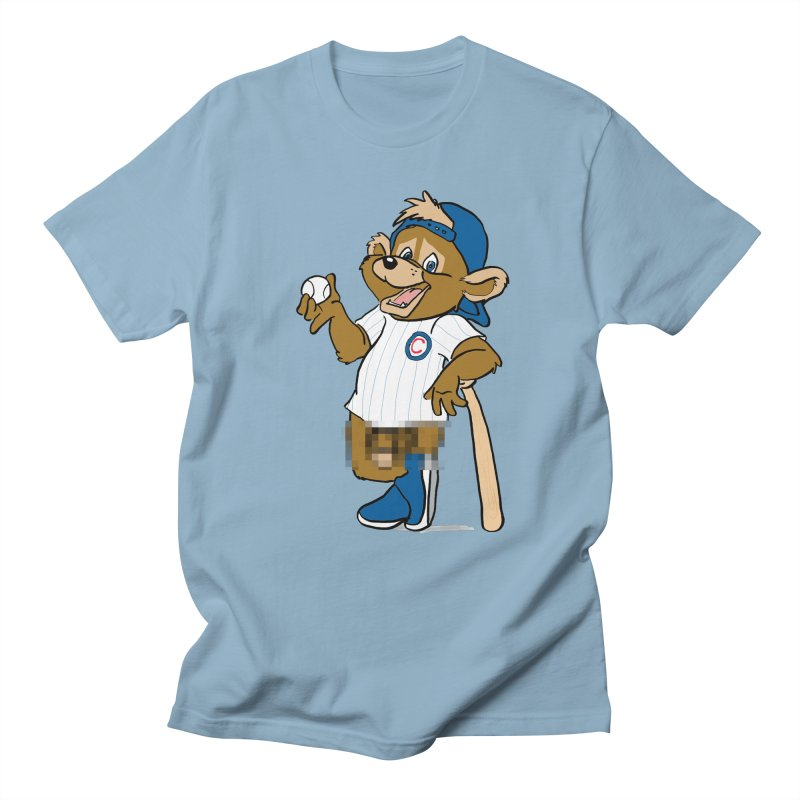 Mascot! Men's T-shirt by Brooks Industries