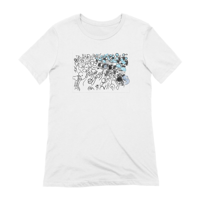 Vulnerability Women's T-Shirt by Brooks Industries
