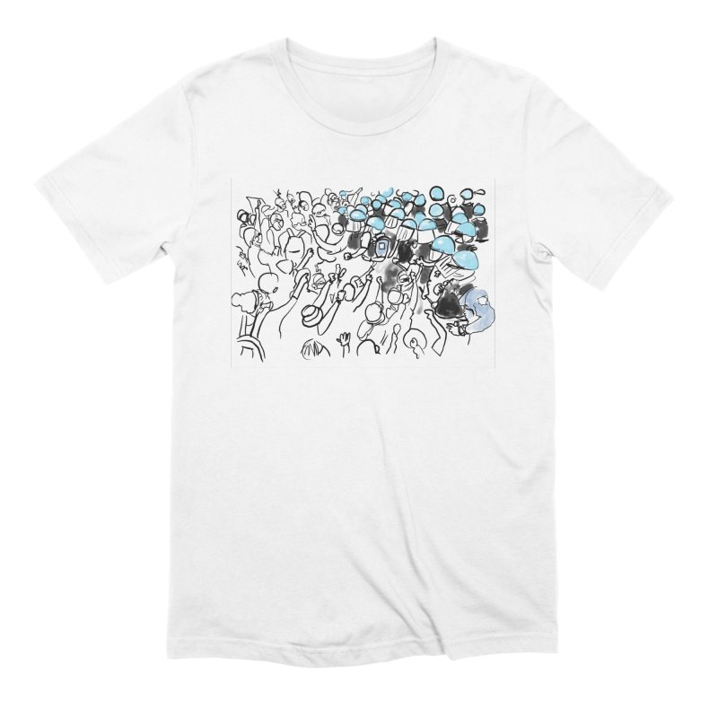 Vulnerability Men's T-Shirt by Brooks Industries