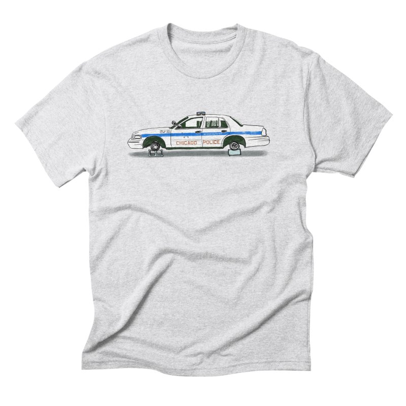 Reboot the Police Men's T-Shirt by Brooks Industries