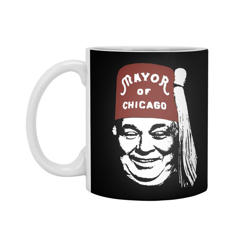 Da Mayor Mugs Accessories Standard Mug by Brooks Industries