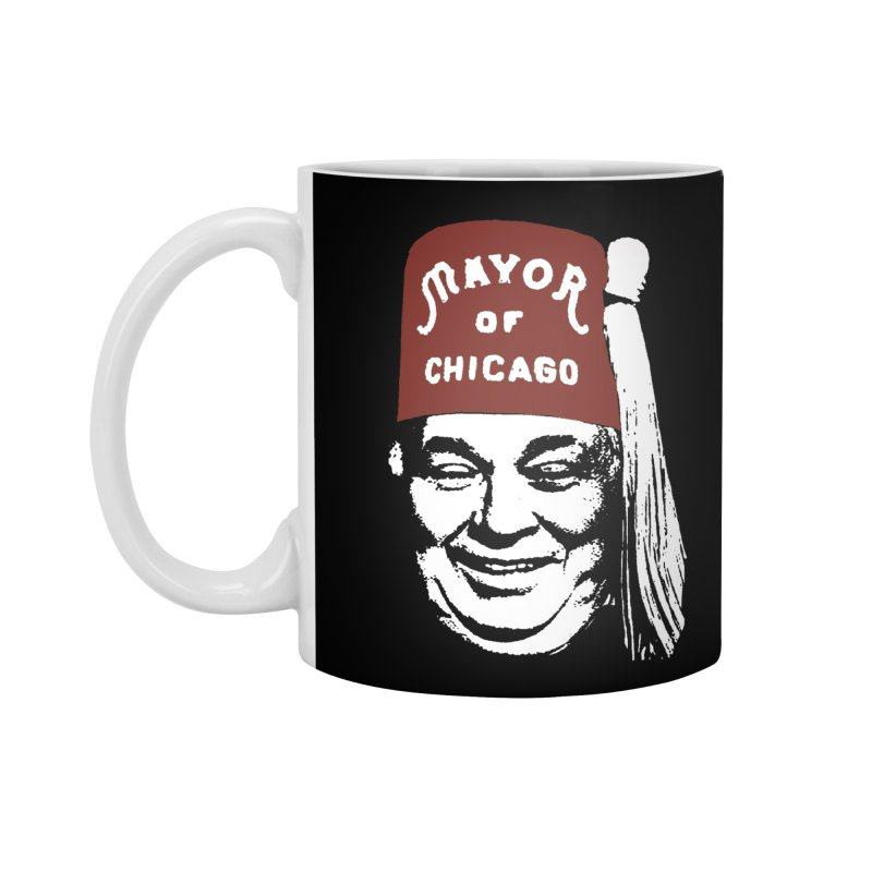 Da Mayor Mugs Accessories Mug by Brooks Industries