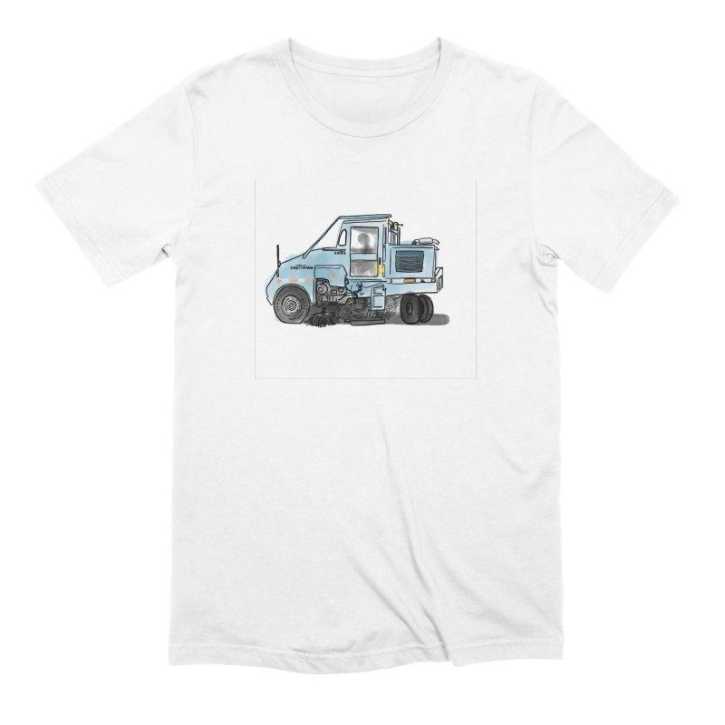 Streets & Sans Men's T-Shirt by Brooks Industries