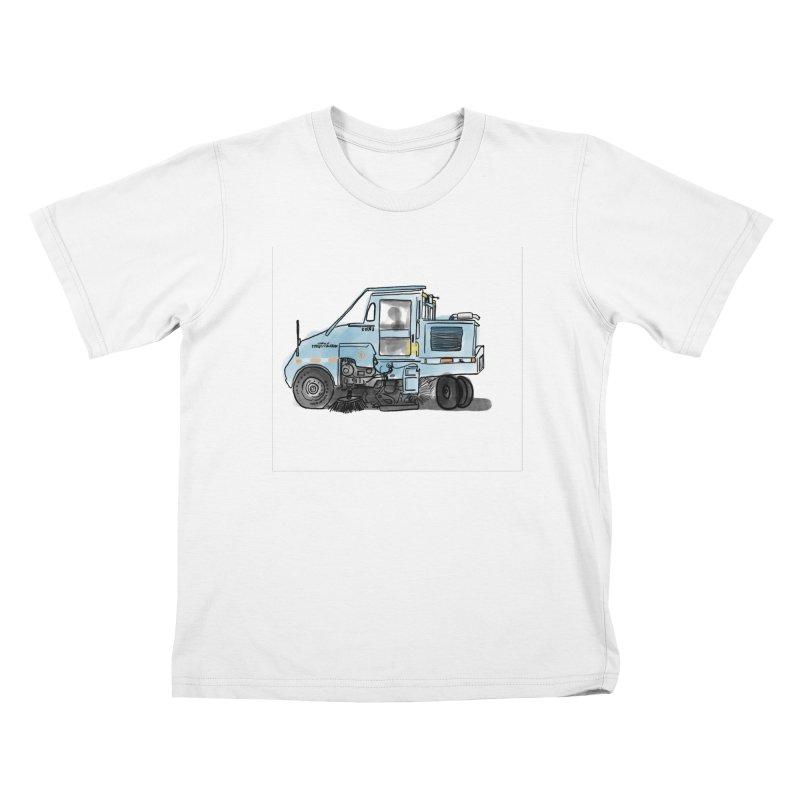 Streets & Sans Kids T-Shirt by Brooks Industries