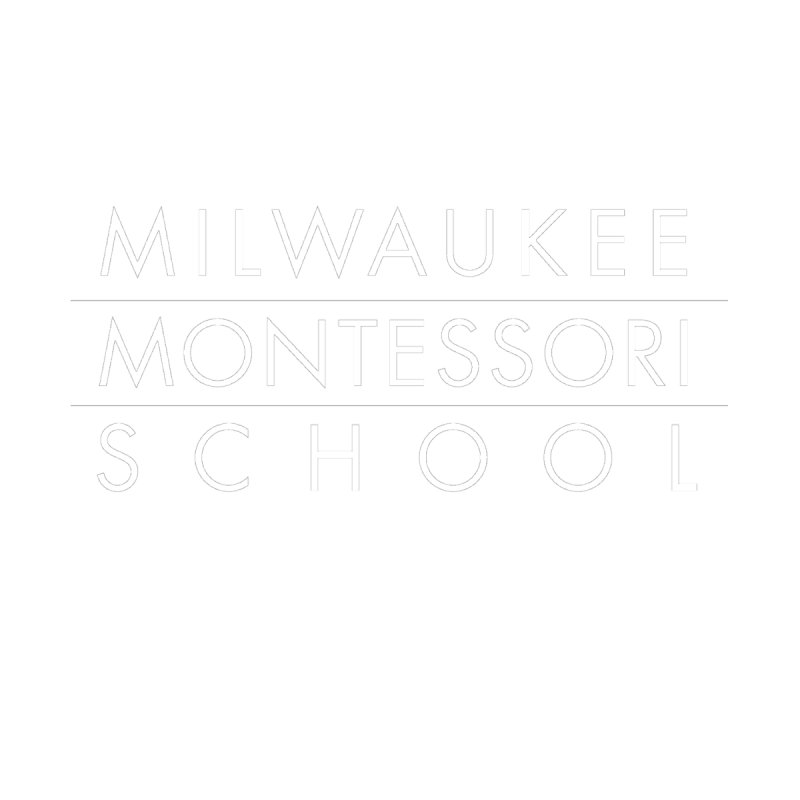 MMS Logo - Clear with White Font Men's Pullover Hoody by mkemontessori's Artist Shop