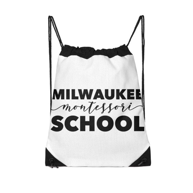 Staff Logo Series - Lynda Williams Center Accessories Bag by mkemontessori's Artist Shop