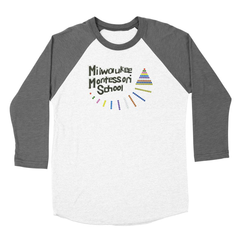MMS Staff Logo - Jane Keuler Women's Longsleeve T-Shirt by mkemontessori's Artist Shop