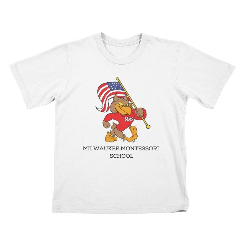 Vintage Stormbird MMS Kids T-Shirt by mkemontessori's Artist Shop
