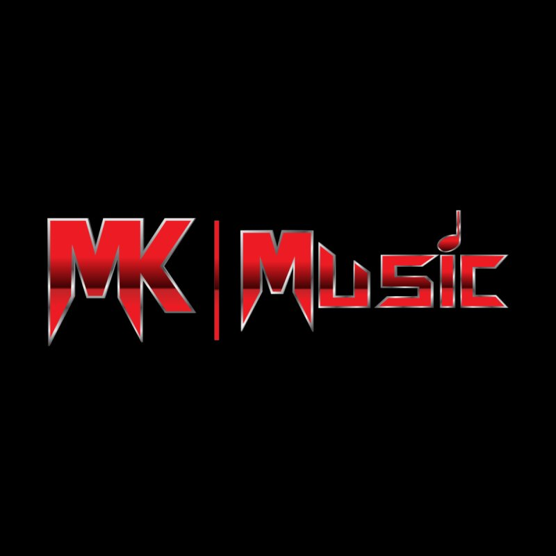 MK Music USA Design 2 Men's Pullover Hoody by MK Music's Artist Shop