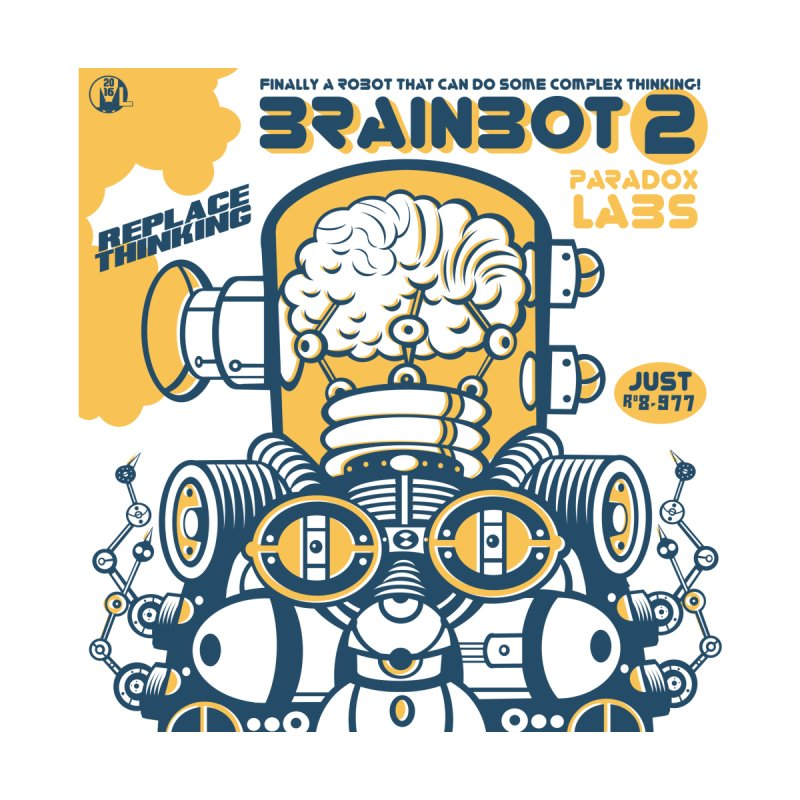 Brainbot 2 by mlaznicka's Artist Shop